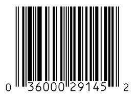 Штрих-код UPC