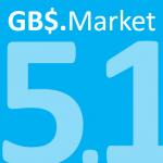 GBS.Market 5.1 новая рерсия