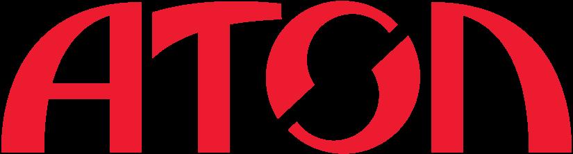логотип атол