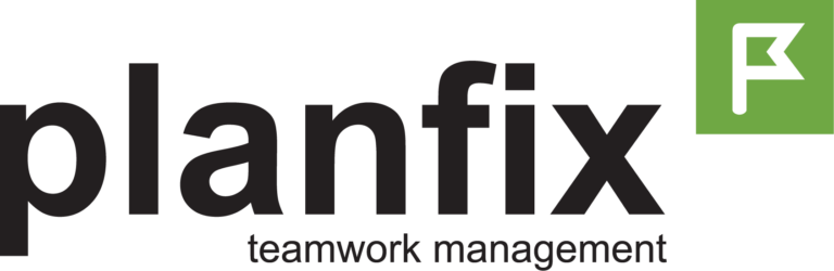 логотип планфикс